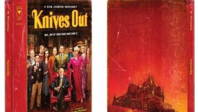 Photo of Knives Out Blu-ray Slipcover arruina secretamente la película