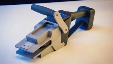 Photo of La herramienta inteligente y el cortador robótico de ShapeMeasure permiten a los contratistas medir una vez y cortar nunca