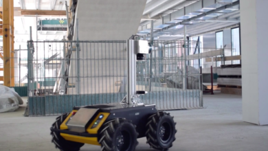 Photo of La startup de construcción Scaled Robotics recauda una ronda de semillas de € 2M