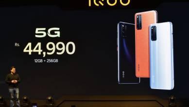 Las empresas chinas se apresuran a traer teléfonos inteligentes 5G a la India