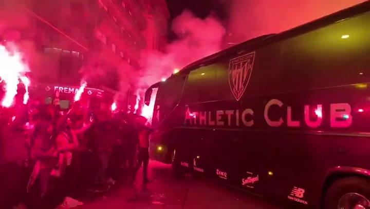 Lo mejor y lo peor del partido copero entre Athletic y Granada 1