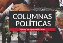 Photo of ¿México está preparado para el COVID-19? Polevnsky, Ackerman y más | Columnas políticas 27/02/2020