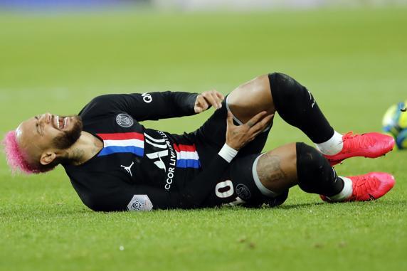 Mbappé, el que más acierta de la Ligue 1 y Neymar, el que más dribla 1