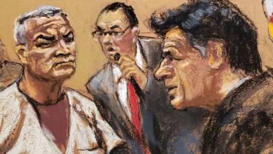 Photo of Niegan libertad bajo fianza a Genaro García Luna; seguirá su proceso en prisión