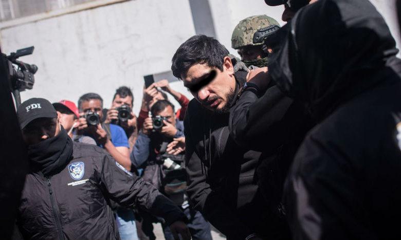 """Otra vez ordenan liberar a """"El Lunares"""", presunto líder de la Unión Tepito 1"""