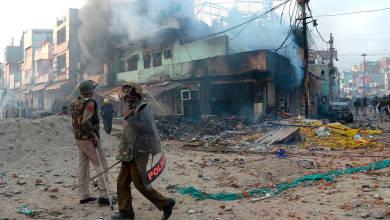Photo of Sangrientas protestas dejan al menos 20 muertos en India