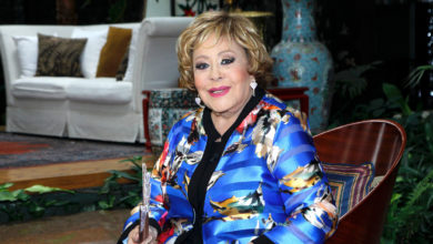 Photo of Silvia Pinal, hospitalizada: la actriz está bajo observación médica