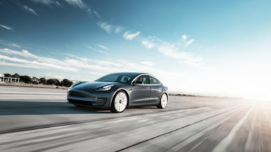 "Photo of Tesla Model 3 está en la lista de ""Consumer Picks"" para 2020."