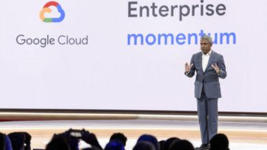 Photo of Thomas Kurian en su primer año como CEO de Google Cloud