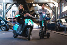 Photo of Tier Mobility adquiere los ciclomotores eléctricos de Coup