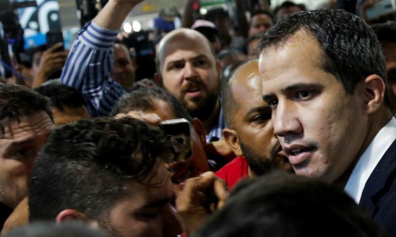 Tribunal de Venezuela dispone detención de tío Guaidó en sede contrainteligencia militar