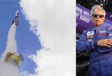 Photo of VIDEO: Muere terraplanista al estrellarse el cohete casero con el que quería confirmar su teoría