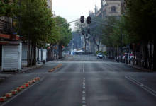 Photo of Aislamiento por Covid-19 deja ciudades desiertas en el mundo | Galería