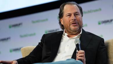 """Photo of Benioff de Salesforce no promete despidos """"significativos"""" durante 90 días"""