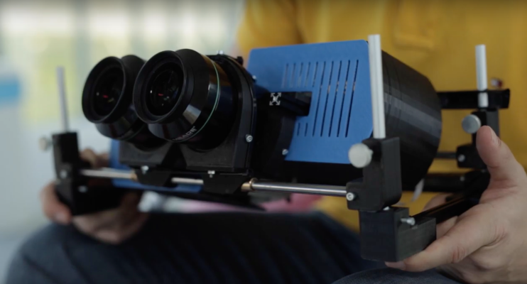 La startup suiza Creal está creando tecnología de pantallas para la próxima generación de auriculares AR / VR
