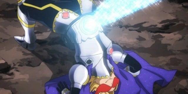 My Hero Academia Cosplay no puede dejar de parpadear con Aoyama 1