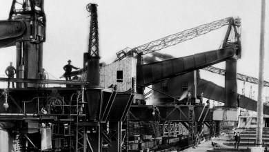 Photo of Por qué el descargador Hulett es una de las máquinas olvidadas más grandes de la historia