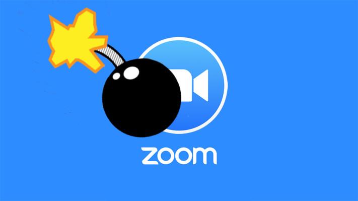 """Tenga cuidado con """"ZoomBombing"""": suciedad de compartir pantalla ..."""