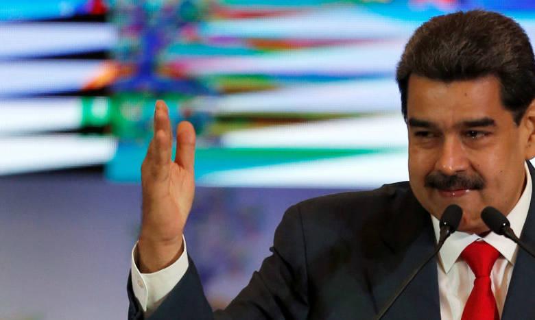 Twitter borra un mensaje de Maduro sobre coronavirus