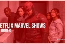 Cómo ver los shows de Marvel Netflix en orden en 2020 14