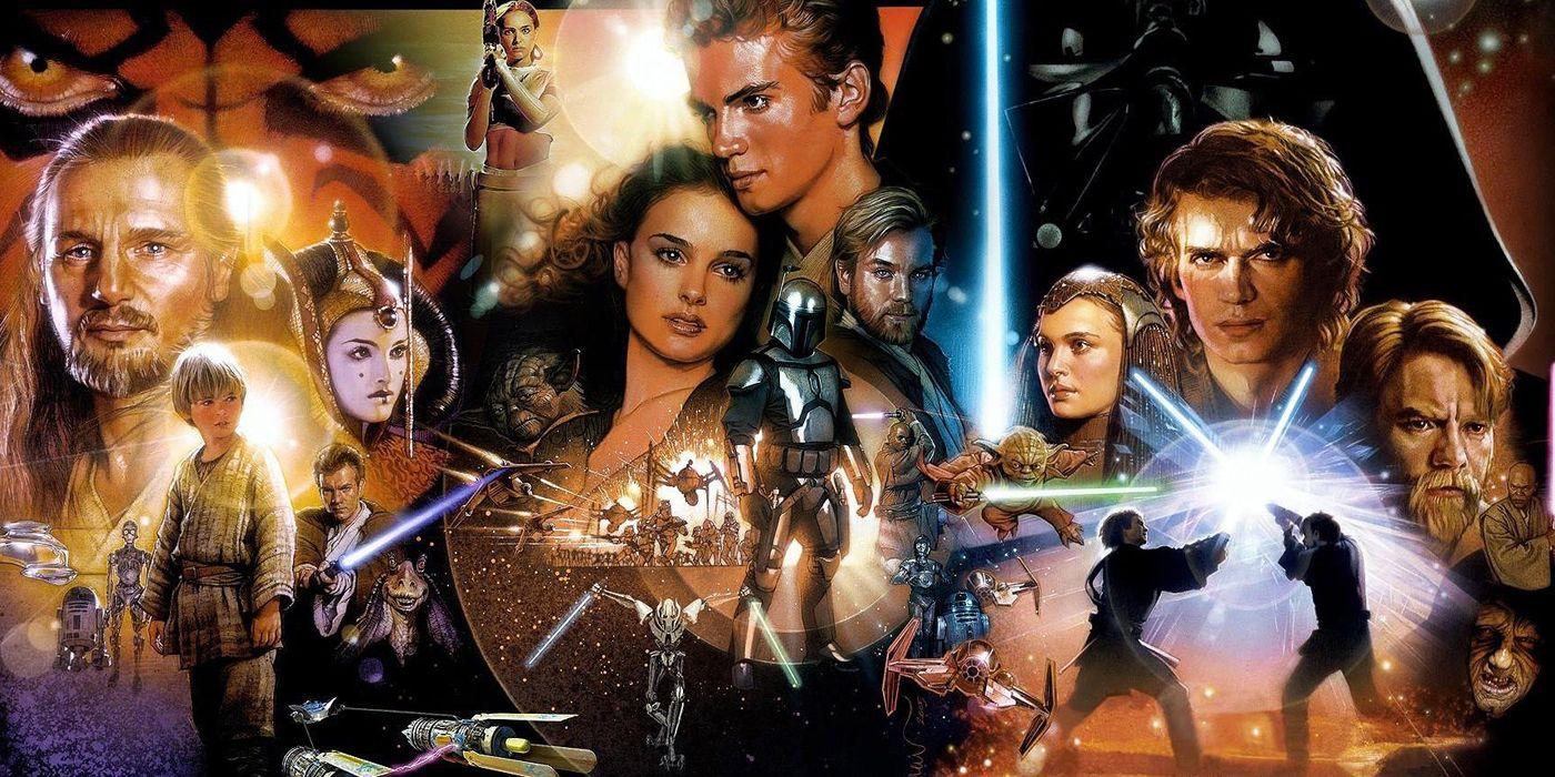 Rian Johnson explica por qué las precuelas de Star Wars de George Lucas son geniales - La Neta Neta