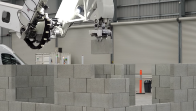 Watch a Bricklaying Robot Set a New Lay Speed Record