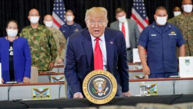 Photo of Trump viajó al epicentro de la pandemia en Estados Unidos y acusó a Biden de ser «títere de la izquierda»