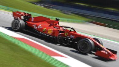 Photo of Vettel, con pie y medio fuera de la Fórmula 1