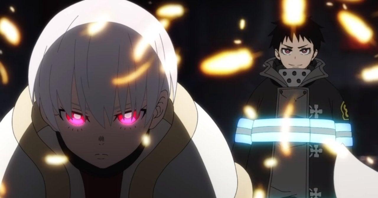 Fire Force Season 2 revela un tema de apertura explosivo - La Neta ...