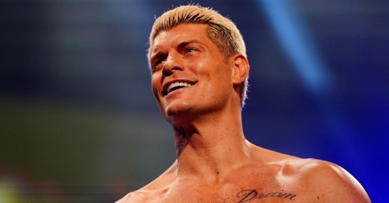 Cody Rhodes regresa a las redes sociales después de AEW All Out - La Neta  Neta