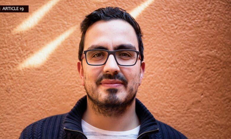Leopoldo Maldonado, nuevo director de la oficina regional para México y CA  de Artículo 19 - La Neta Neta