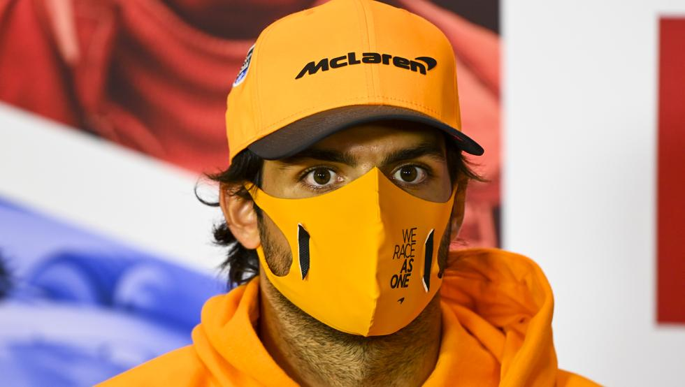 "Photo of Sainz, sobre Hamilton y el arrodillarse: ""Ya vale"""