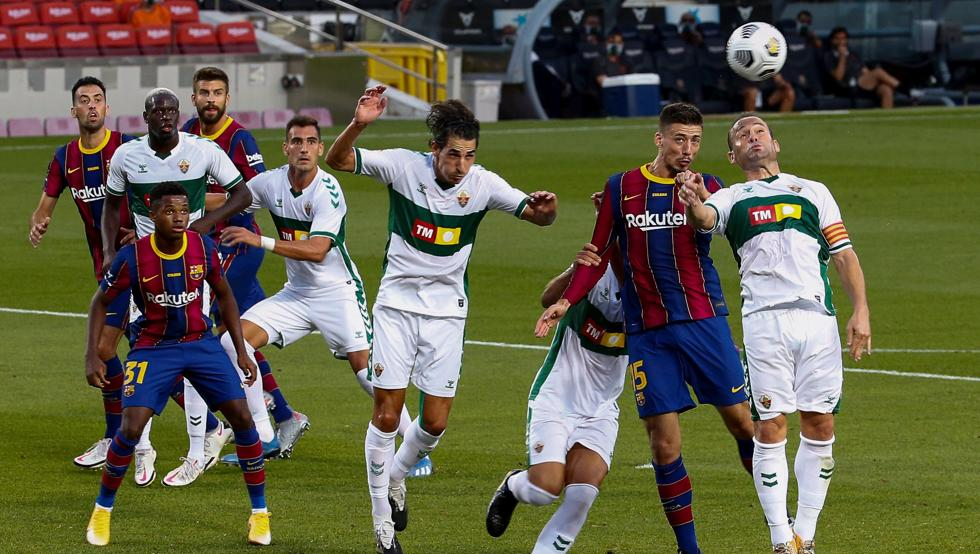 Photo of El 1 x 1 del Elche