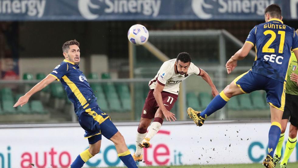 Photo of La Roma empata sin goles en Verona en el estreno de Pedro