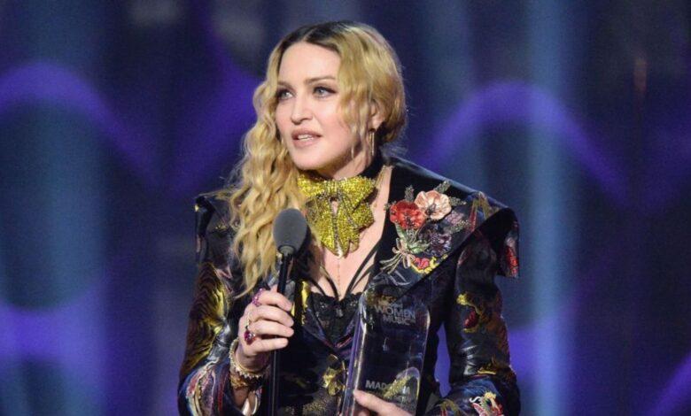 Madonna está dirigiendo su propia película biográfica 1