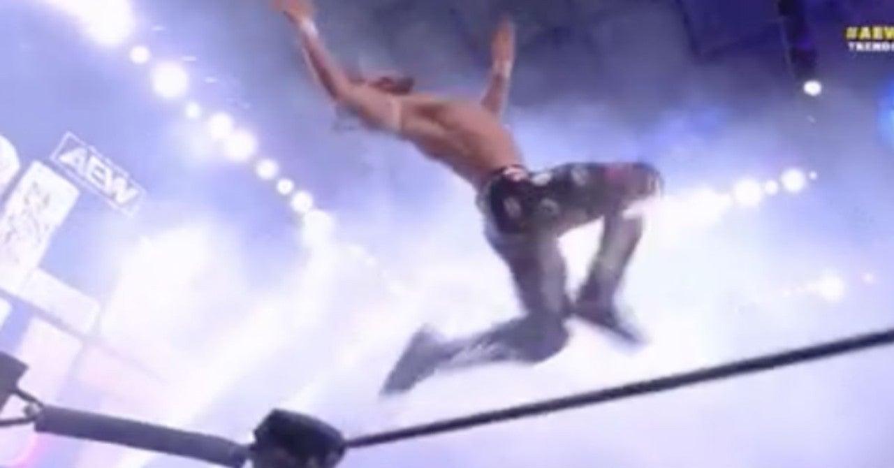Matt Sydal comenta sobre su fallida prensa de Shooting Star de AEW All Out - La Neta Neta
