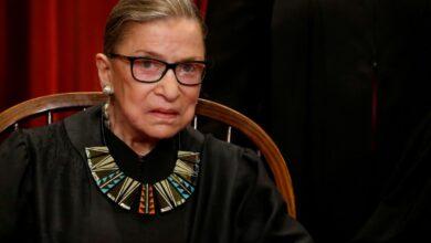 """Photo of Muere a los 87 años la jueza Ruth Bader Ginsburg, """"defensora incansable y resuelta de la justicia"""""""