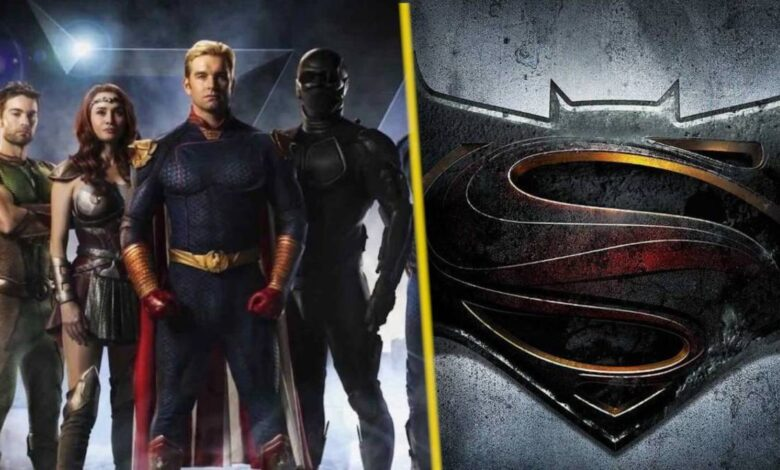 The Boys Season 2 incluye hilarante referencia a Batman v Superman: Dawn of Justice 1