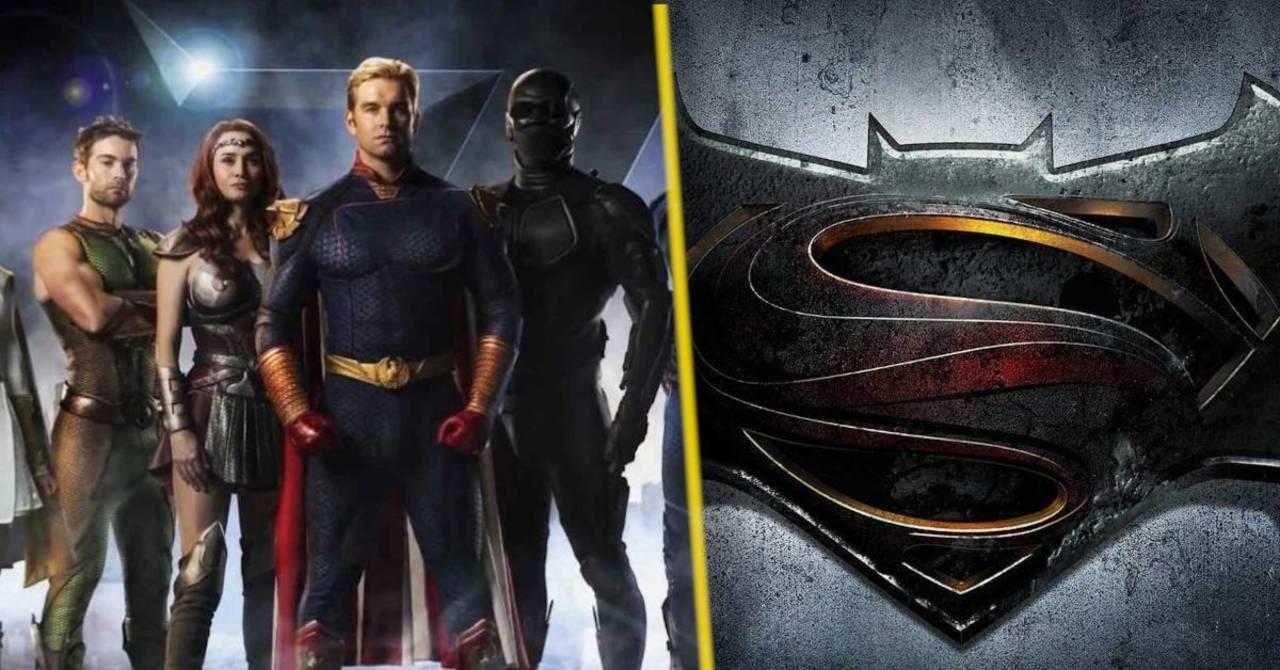 The Boys Season 2 incluye hilarante referencia a Batman v Superman: Dawn of Justice 2