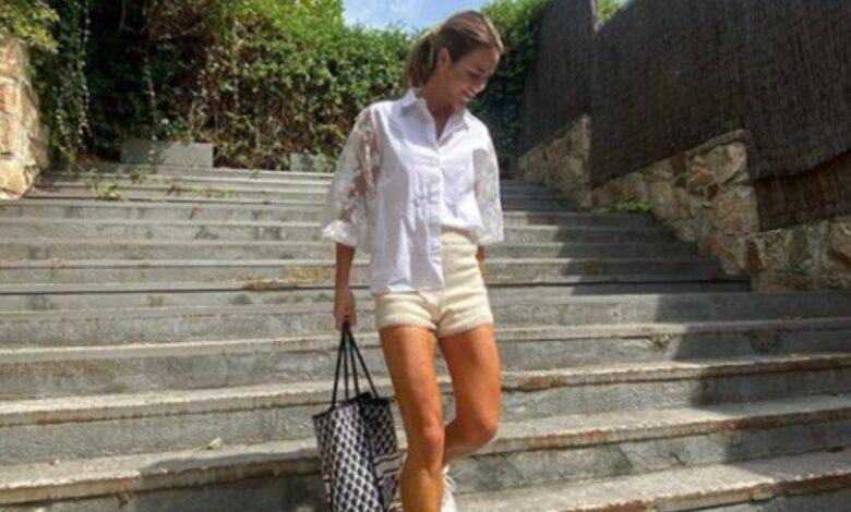 El conjunto de Zara de Amelia Bono ideal para volver a la rutina por menos de 30 euros 1