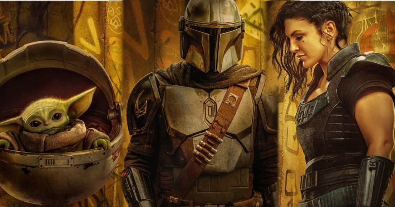 Se lanzan los pósters de personajes de la temporada 2 de The Mandalorian - La Neta Neta