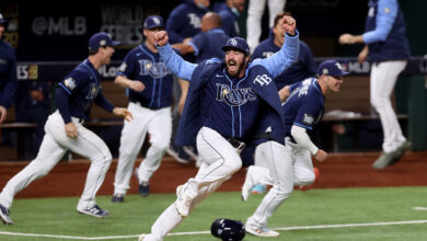 Photo of Rays logran empatar la Serie Mundial 8-7 contra los Dodgers
