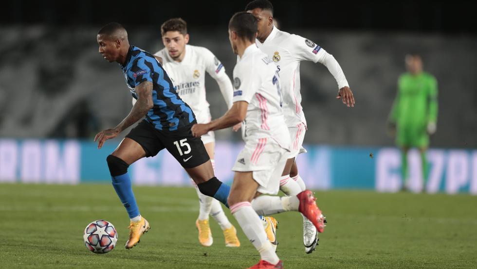 Final para el Real Madrid en Milán 1