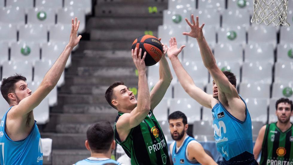 La ACB fija nuevas fechas para seis partidos aplazados y reprograma otros siete 8