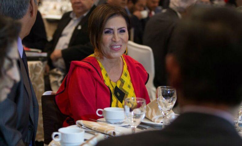 """""""Se han hecho declaraciones que no han sido acordadas conmigo"""": Rosario Robles 1"""