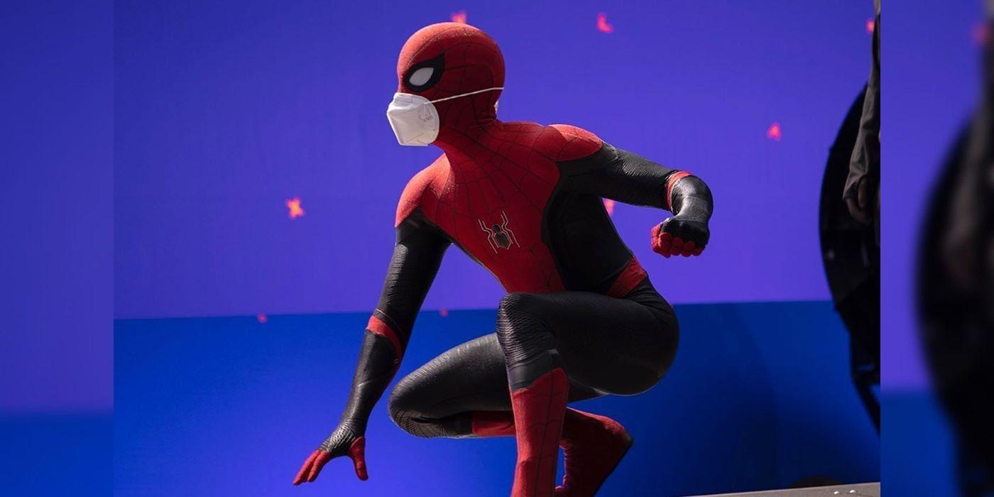 Tom Holland bromea sobre que Spider-Man tendrá un nuevo peinado en el video  del set - La Neta Neta