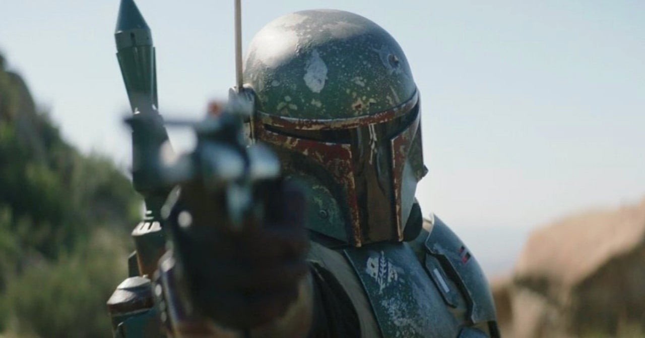 El actor de Boba Fett, Temuera Morrison, celebra vestirse para más Star Wars - La Neta Neta