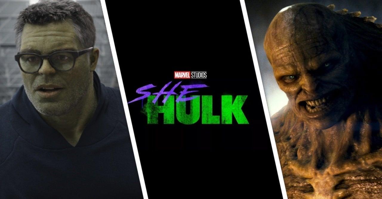 Mark Ruffalo Tim Roth She-Hulk UCM Marvel Abominación