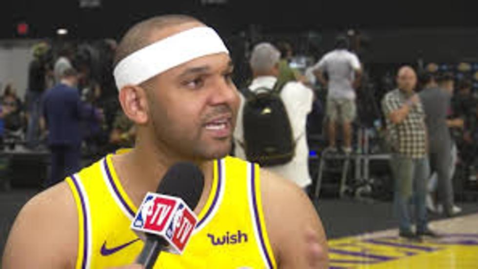 Jared Dudley vuelve a los Lakers un año más 1