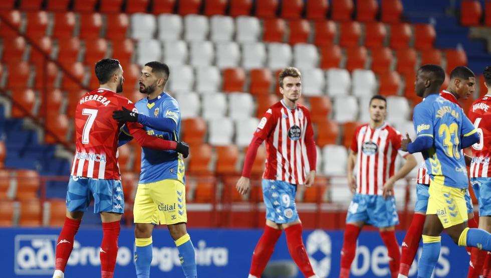 Lugo y Las Palmas se neutralizan a balón parado 1